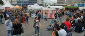 Vegan-Vegetarisches Sommerfest Berlin 2014