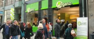 Eröffnung der Veganz-Filiale in Leipzig