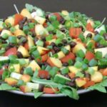 obstsalat dressing orangensaft