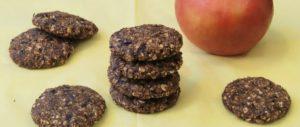 Gesunde Früchte-Cookies